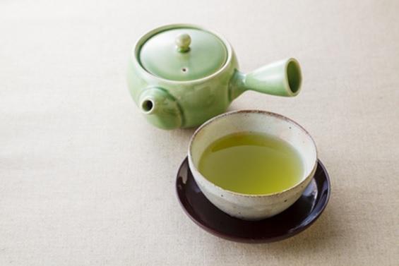 green tea umami