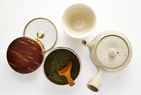 Green Tea Utensils 1