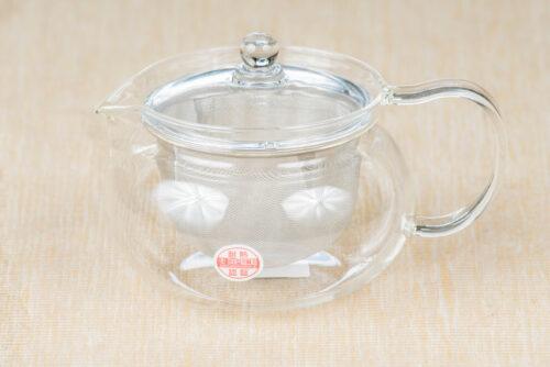 green tea pot sencha fukamushi