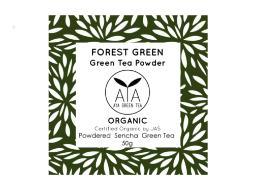 green tea powder premium organic umami
