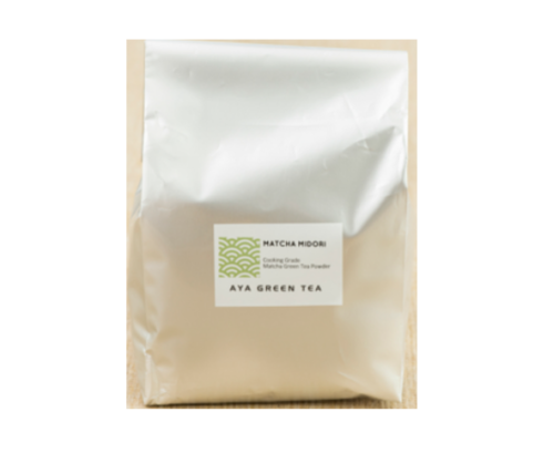 matcha green tea cooking