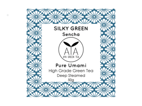 high grade green tea umami sencha