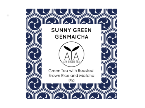 green tea genmaicha umami