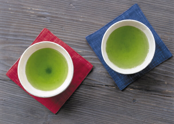 quality green tea